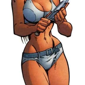 Natalia Kassle is listed (or ranked) 22 on the list Stunning Female Comic Book Characters, Ranked