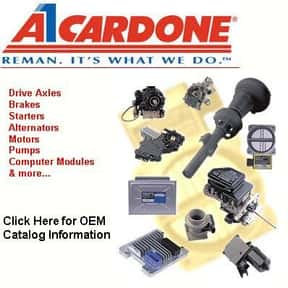 A1 Cardone is listed (or ranked) 2 on the list The Best Performance Electronics Brands