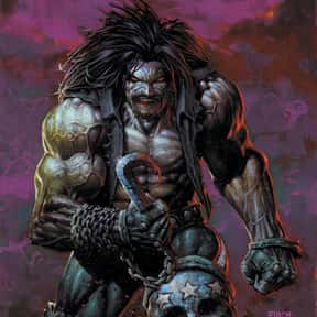 Lobo is listed (or ranked) 16 on the list Comic Book Characters We Want to See on Film