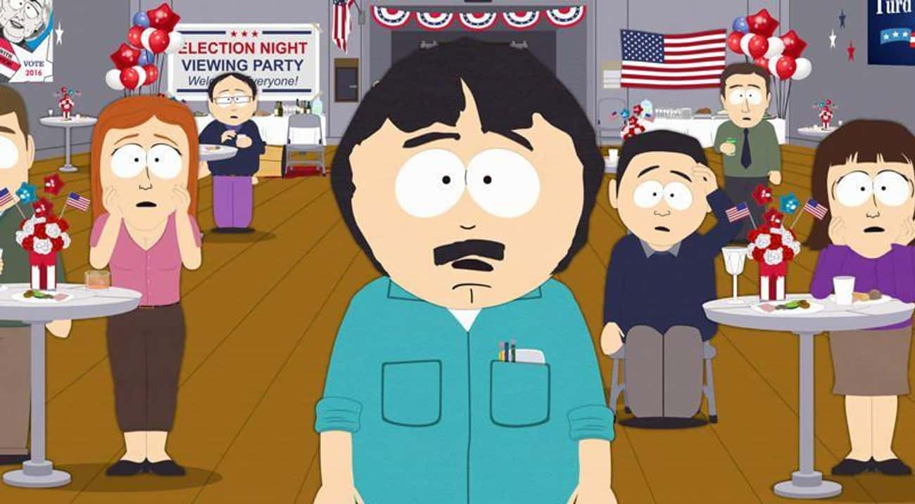 Aries (March 20-April 19): Randy Marsh
