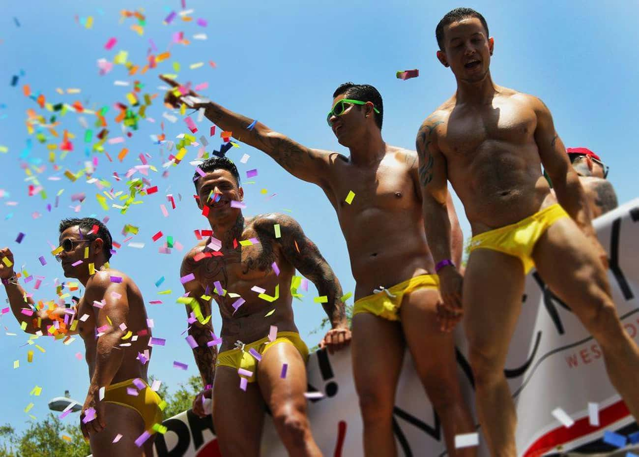 LA Pride Festival & Parade is listed (or ranked) 2 on the list The World's Best LGBTQ+ Pride Festivals