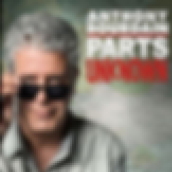 Anthony Bourdain: Parts Unknow... is listed (or ranked) 2 on the list The Best Anthony Bourdain Shows, Ranked