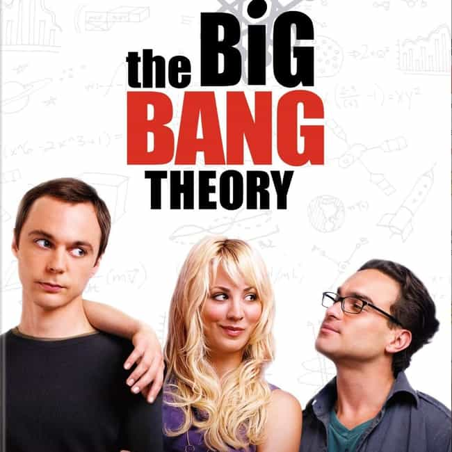 The Big Bang Theory - Season 1 is listed (or ranked) 3 on the list The Best Seasons of The Big Bang Theory