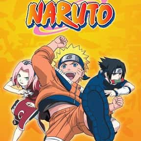 Naruto is listed (or ranked) 15 on the list The Best English Dubbed Anime of All Time
