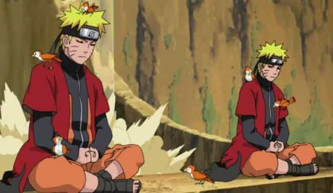 Naruto is listed (or ranked) 3 on the list 15 Anime Universes, Ranked By How Awesome It Would Be To Live In Them
