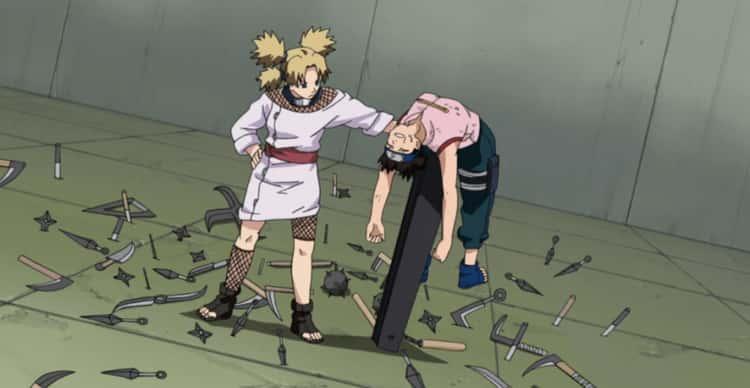 The Chunin Exams From 'Naruto'