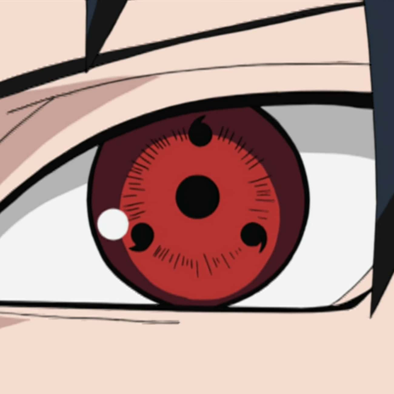 Sharingan - Naruto is listed (or ranked) 2 on the list The 25+ Anime Superpowers You Want Most