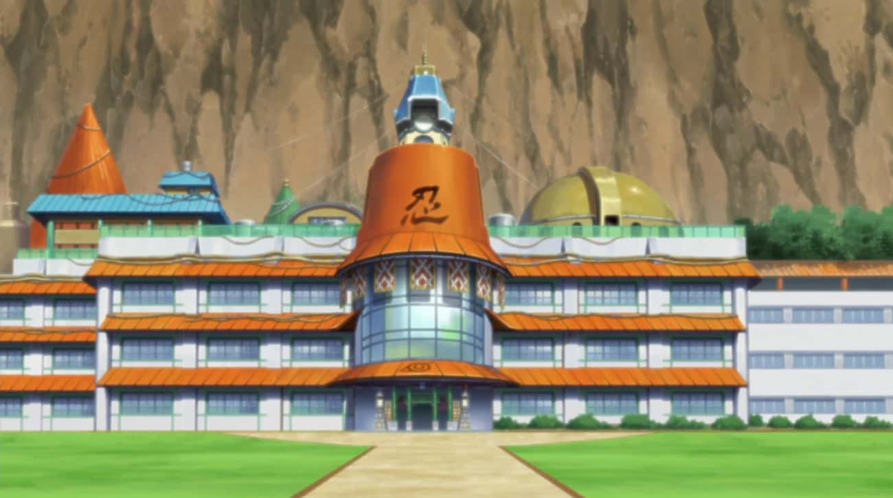 Ninja Academy Trains Students  is listed (or ranked) 4 on the list The 17 Weirdest And Most Unconventional Anime Schools