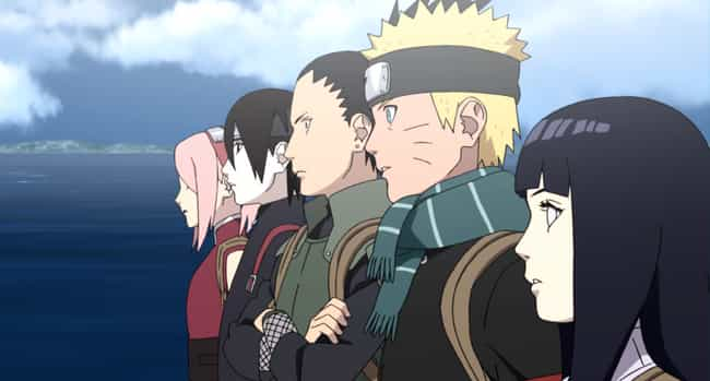 Naruto is listed (or ranked) 2 on the list The 13 Best Anime With A Large Cast of Characters
