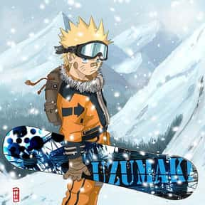 Naruto is listed (or ranked) 13 on the list The Best Adventure Anime of All Time