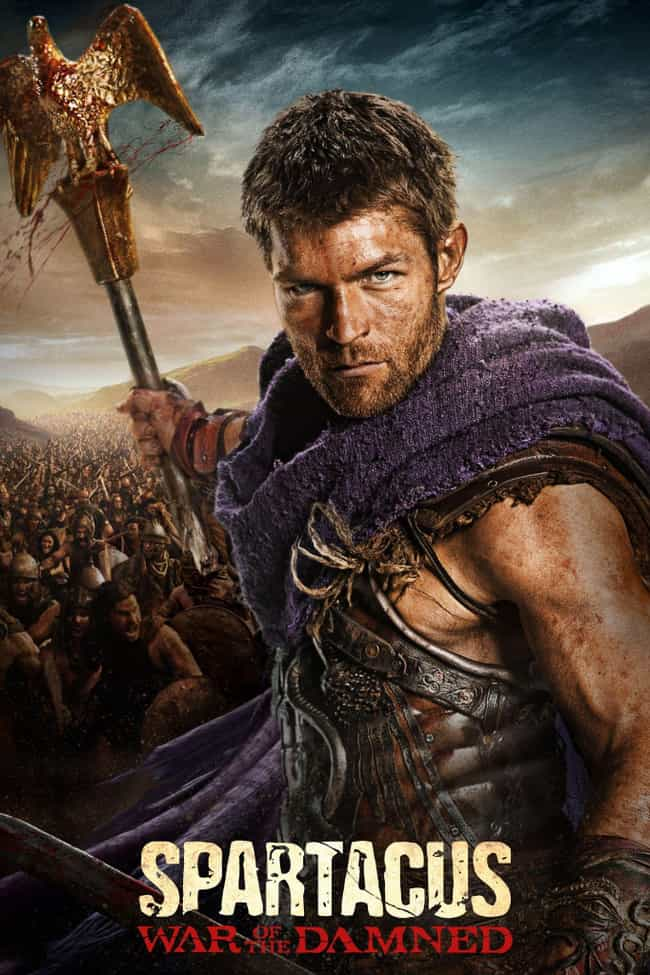Spartacus: War of the Da... is listed (or ranked) 3 on the list The Best Seasons of 'Spartacus'