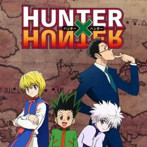 Hunter x Hunter (2011) is listed (or ranked) 7 on the list The Best English Dubbed Anime of All Time
