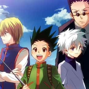 Hunter x Hunter (2011) is listed (or ranked) 1 on the list The 30+ Best Shounen Anime Of All Time