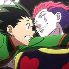 Gon Vs. Hisoka (Hunter X Hunte is listed (or ranked) 5 on the list The 25+ Best Anime Hand to Hand Fights, Ranked