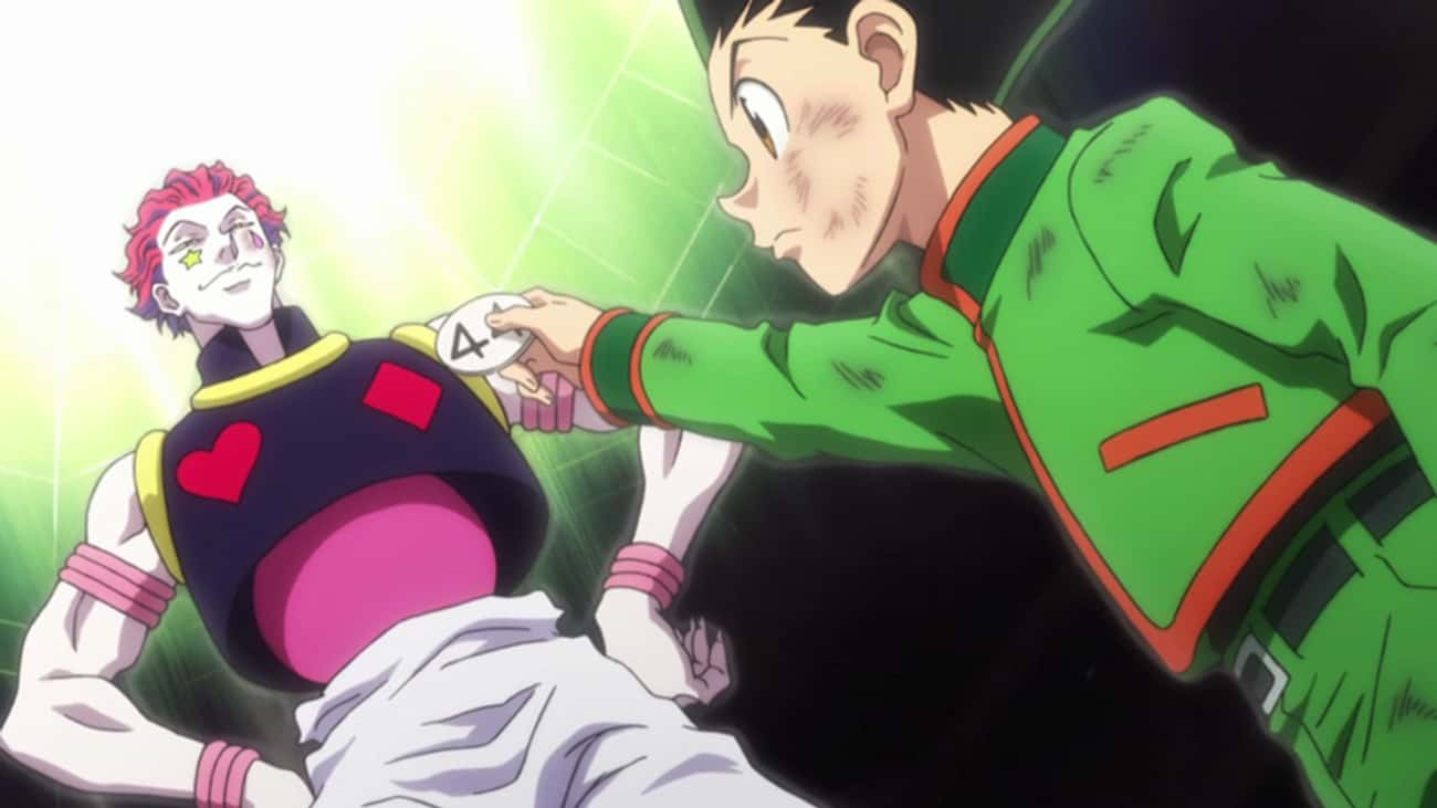 The Hunter Exams In 'Hunter X  is listed (or ranked) 1 on the list The 14 Best 'Battle Royale' Moments in Anime History