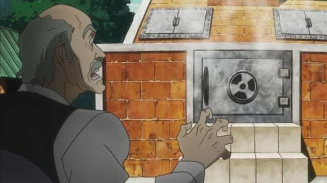 Jojo's Bizarre Adventure is listed (or ranked) 4 on the list The 13 Most Horrifying Moments From Non-Horror Anime