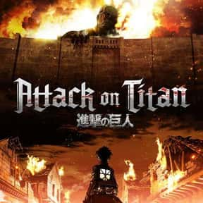 Attack on Titan is listed (or ranked) 9 on the list The Best Anime Streaming on Netflix