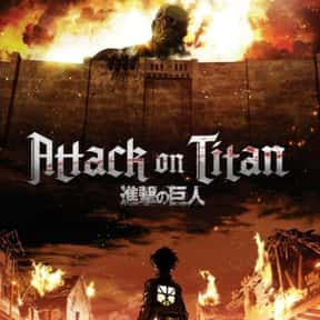 Attack on Titan is listed (or ranked) 4 on the list The 100+ Best Anime Streaming On Hulu