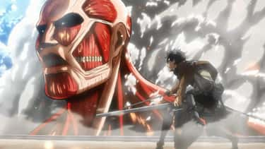 Attack On Titan is listed (or ranked) 1 on the list The Best Horror Anime On Netflix