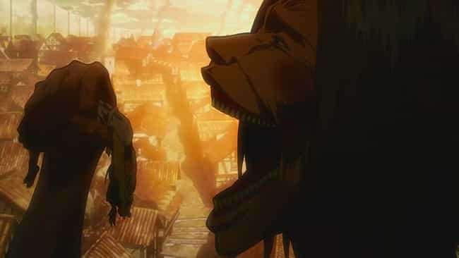 Attack on Titan is listed (or ranked) 1 on the list The First Episode Of Every Major Shonen Anime, Ranked