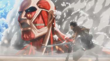 Attack on Titan is listed (or ranked) 2 on the list 20 Dark Action Anime That Are Way More Than Just Fighting