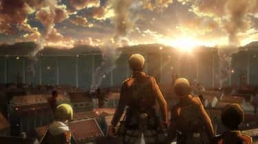 Outside (And Sometimes Inside) The Walls - 'Attack on Titan'