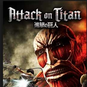 Attack on Titan is listed (or ranked) 8 on the list The Best Anime on Crunchyroll