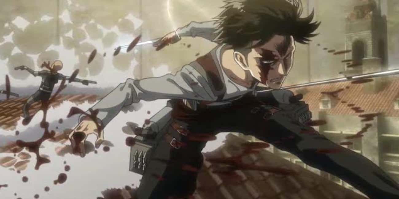 Attack on Titan:Season Three  is listed (or ranked) 4 on the list 13 Exciting New Action Anime Coming In 2019