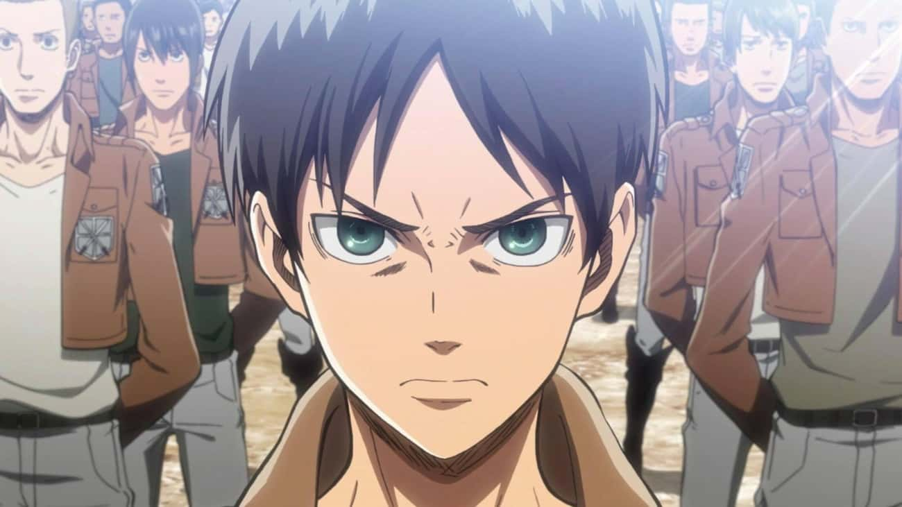 Attack on Titan is listed (or ranked) 4 on the list 15 Anime Fans of Game of Thrones Will Enjoy