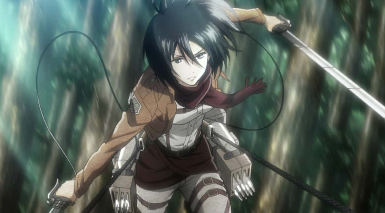 Attack on Titan is listed (or ranked) 2 on the list The 13 Best Anime Like 'Vinland Saga'