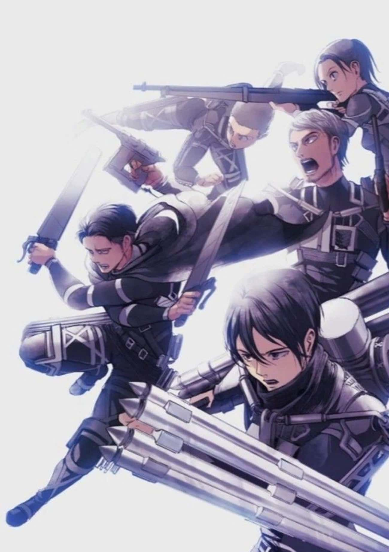 Attack on Titan: The Final Sea is listed (or ranked) 2 on the list The 20 Best Anime You Should Look Forward To in 2020