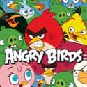 Angry Birds Toons is listed (or ranked) 25 on the list The Best TV Shows Based on Video Games