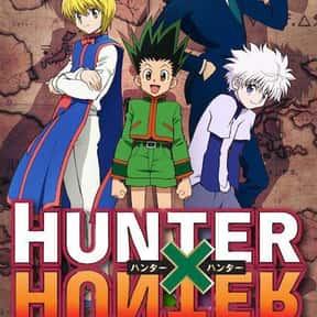 Hunter X Hunter (2011) is listed (or ranked) 15 on the list The Best Fantasy Anime on Netflix