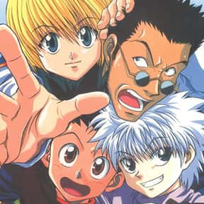 Hunter x Hunter is listed (or ranked) 3 on the list The Best Anime Series of All Time