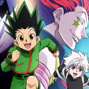 Hunter x Hunter is listed (or ranked) 6 on the list The Best Anime To Watch While Working Out
