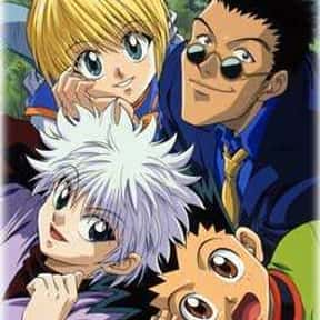 Hunter x Hunter is listed (or ranked) 9 on the list The Best Anime Series of All Time