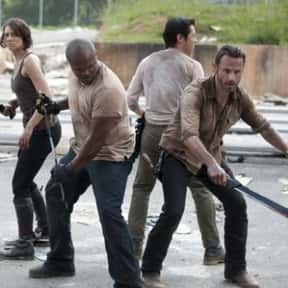 Seed is listed (or ranked) 14 on the list The Best Walking Dead Episodes From Every Season