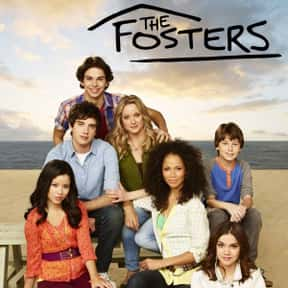 The Fosters is listed (or ranked) 9 on the list The Best High School TV Shows