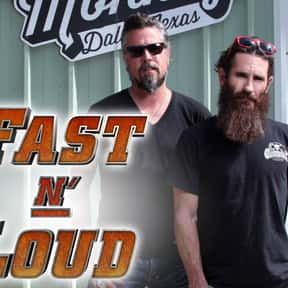 Fast N' Loud is listed (or ranked) 2 on the list The Best Car TV Shows