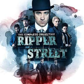 Ripper Street is listed (or ranked) 15 on the list The Best Period Piece TV Shows