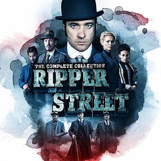 Ripper Street is listed (or ranked) 4 on the list What To Watch If You Love 'Broadchurch'
