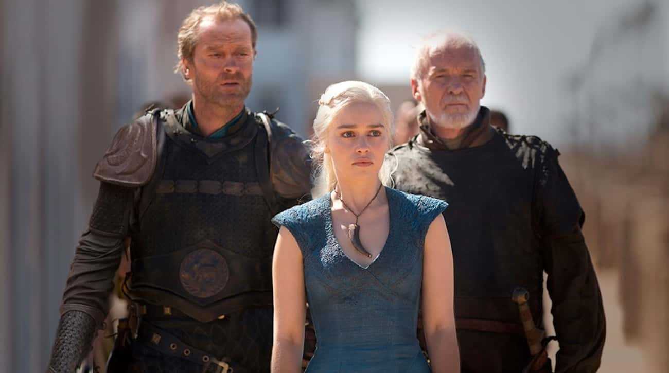 """Episode 3 """"Walk of Punishm is listed (or ranked) 3 on the list Game of Thrones Season 3 Recap"""