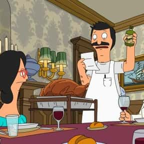 An Indecent Thanksgiving Propo is listed (or ranked) 21 on the list The Best 'Bob's Burgers' Episodes of All Time