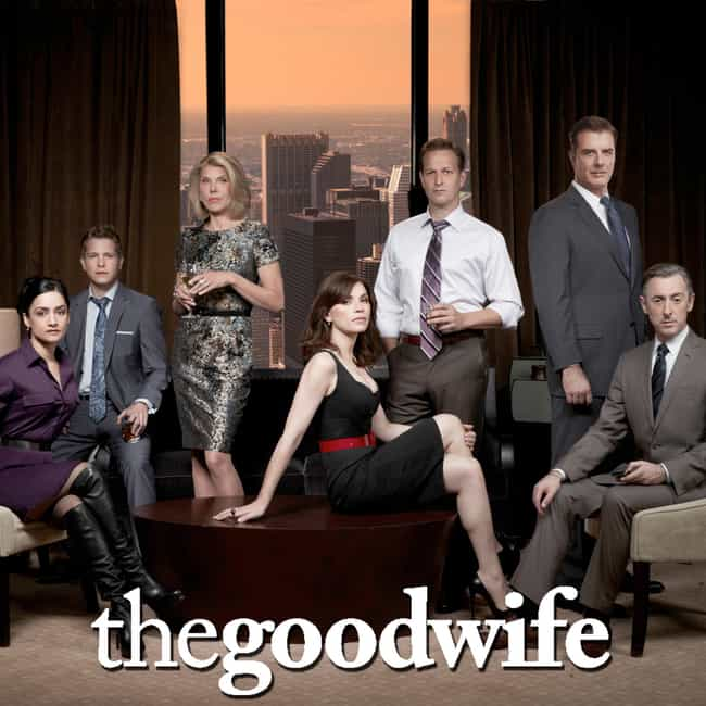 The Good Wife - Season 5 is listed (or ranked) 1 on the list The Best Seasons of The Good Wife