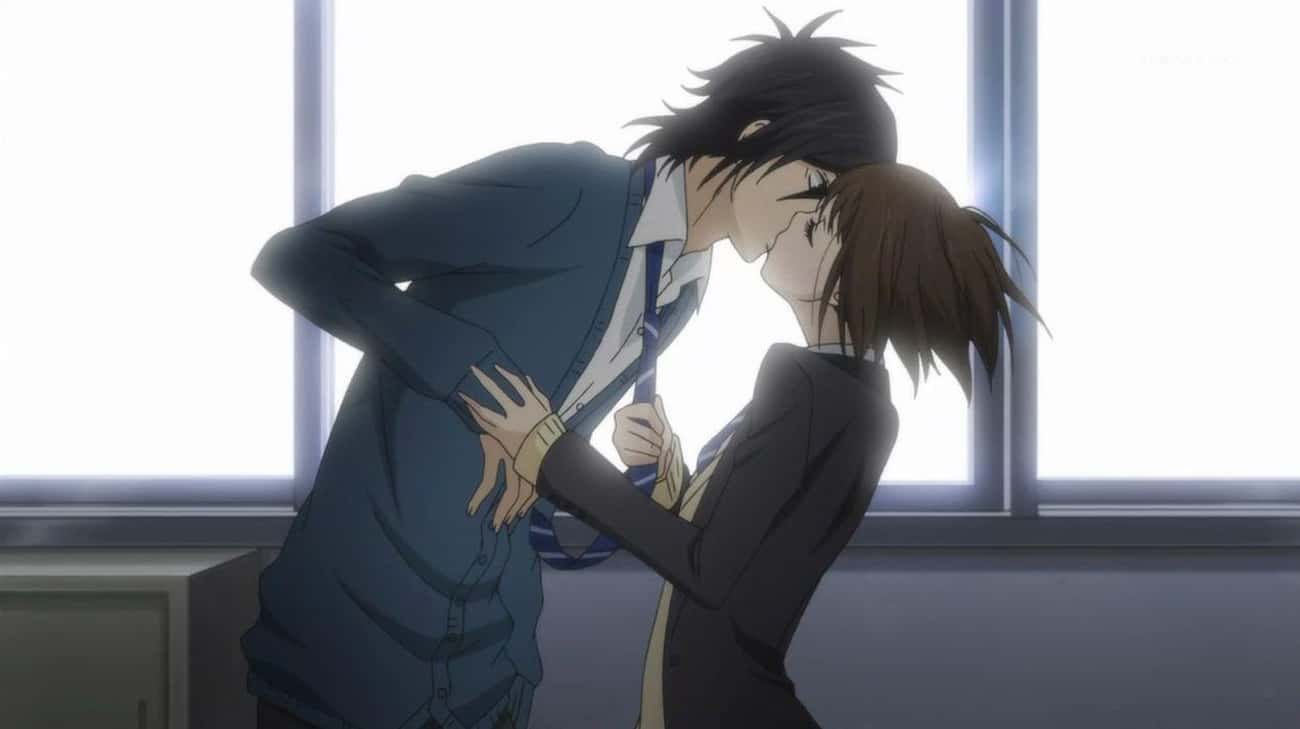 """Say """"I Love You"""" is listed (or ranked) 4 on the list The 14 Best Anime To Get Your Significant Other Into Anime"""