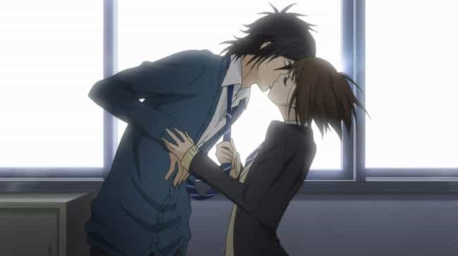 """Say """"I Love You&quo... is listed (or ranked) 4 on the list The 14 Best Anime To Get Your Significant Other Into Anime"""