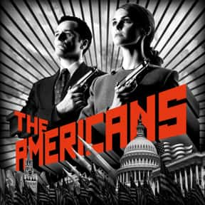 The Americans is listed (or ranked) 19 on the list The TV Shows with the Best Writing