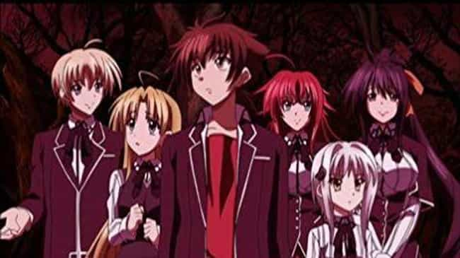 High School DxD is listed (or ranked) 1 on the list The 15 Greatest Guilty Pleasure Anime You Secretly Love