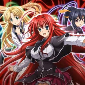 High School DxD is listed (or ranked) 4 on the list The Best Anime Like Chivalry Of A Failed Knight