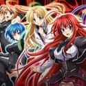 High School DxD is listed (or ranked) 8 on the list The Best Anime Like Chivalry Of A Failed Knight